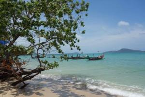 boats near beach