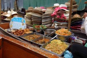food floating market