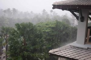 rain blacony better