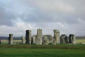 Stonehenge back