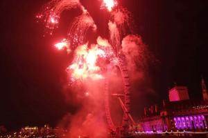 Fireworks NYE 1