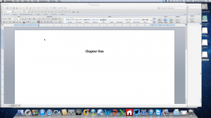 The Blank Page 2