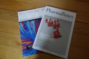 Pharma journals