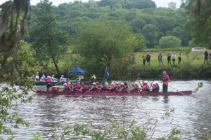 River relay