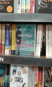 Too Charming at WHSmiths, Victoria Station
