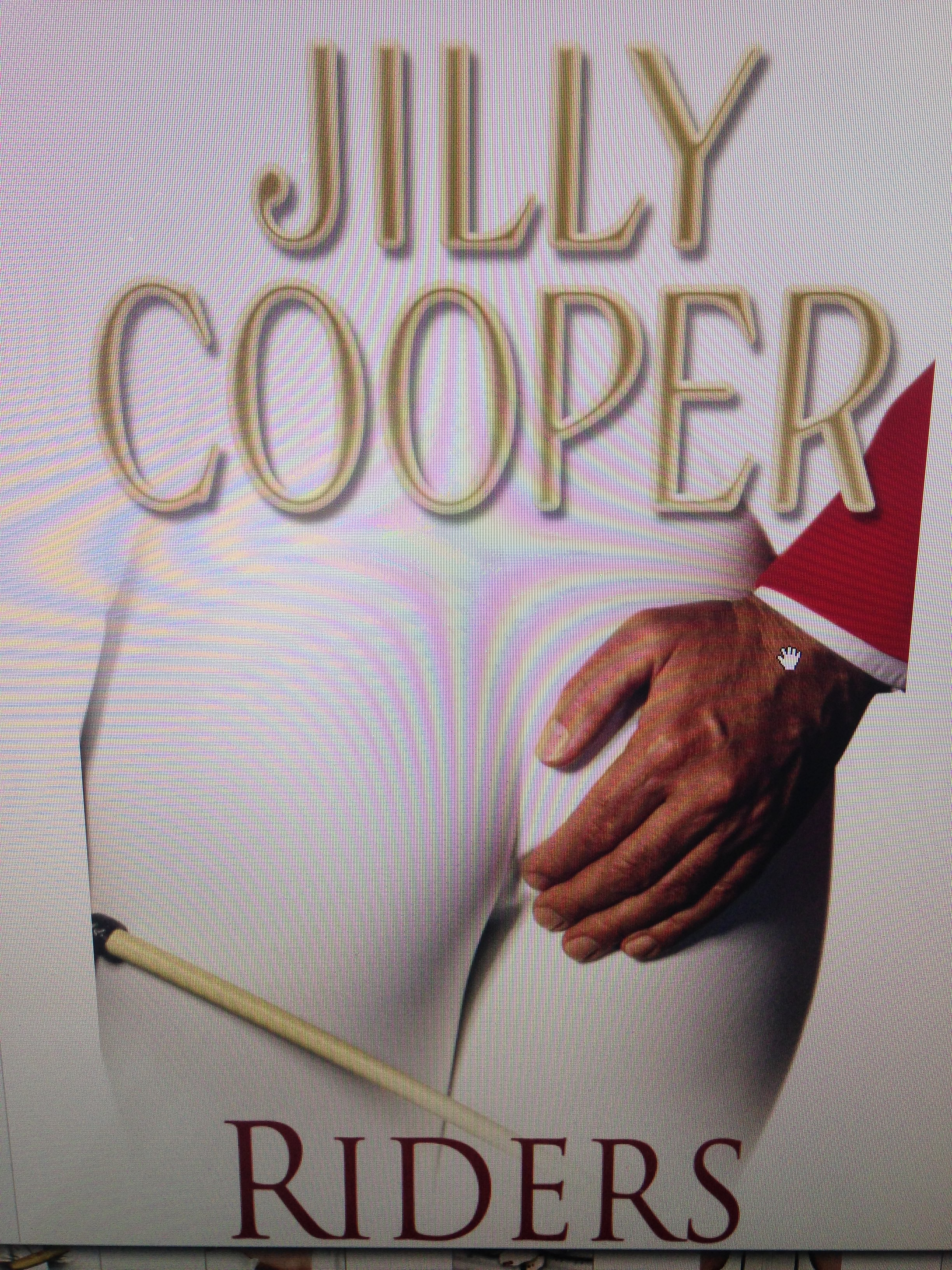 jilly cooper young
