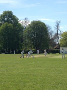 Wraysbury cricket summer
