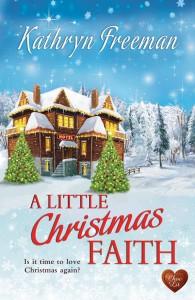 A LITTLE CHRISTMAS FAITH_FRONT_150dpi