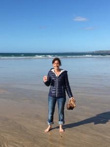 Newquay beach me